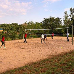 Jacobi Volleyball Court